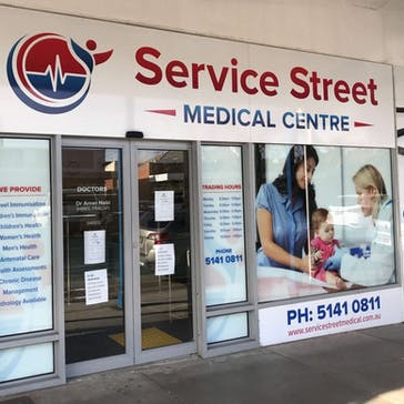 Service Street Medical Centre
