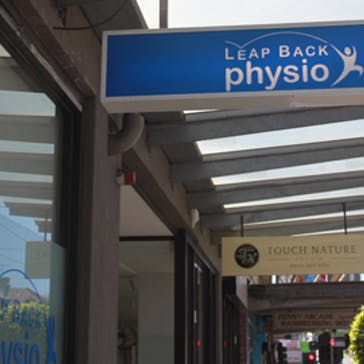 Leap Back Physio