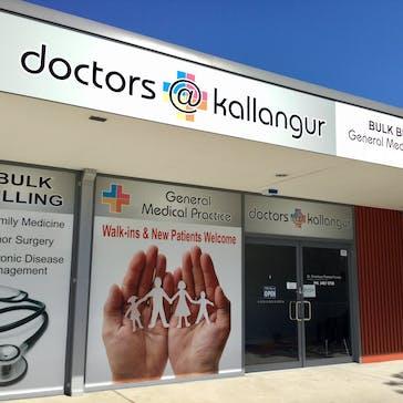Doctors at Kallangur