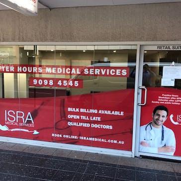 ISRA Medical Services - Parramatta