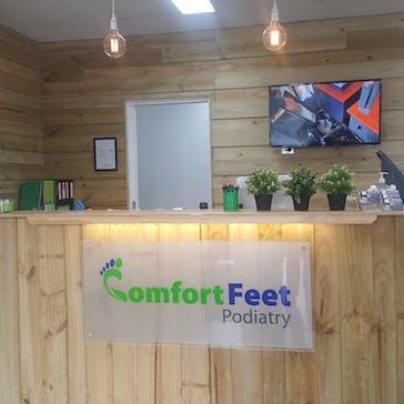 Comfort Feet Podiatry - Mitcham