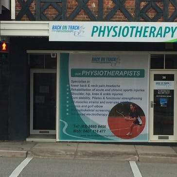 Back On Track Sports Physiotherapy