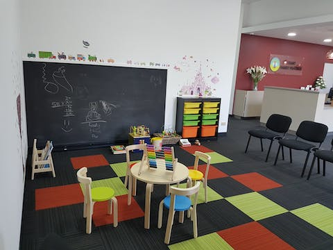 Large Childrens Area
