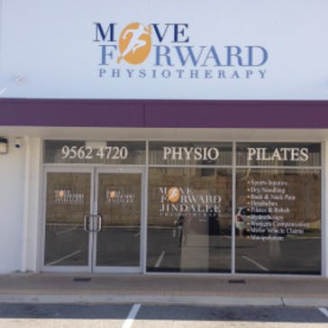 Move Forward Jindalee Physiotherapy