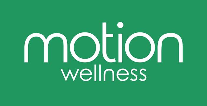 Motion Wellness - Chiropractic & Massage