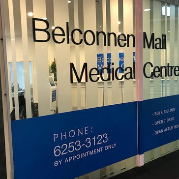 Belconnen Mall Medical Centre