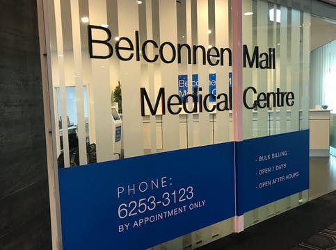 Belconnen Mall Medical Centre Book An Appointment Online