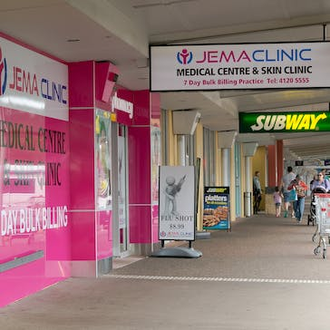 Jema Clinic Station Square