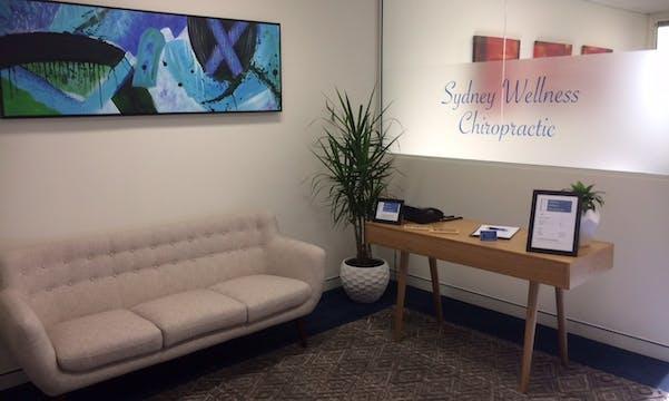 front desk ,waiting area
