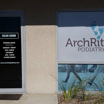 Right Track Massage - Inside Archrite Podiatry