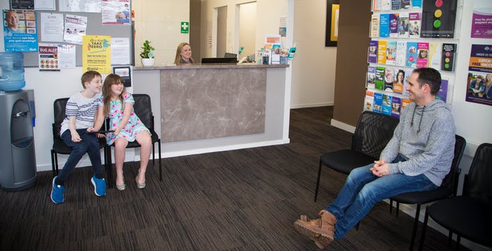 Waiting Room - Kerrie Road Family Medical Centre