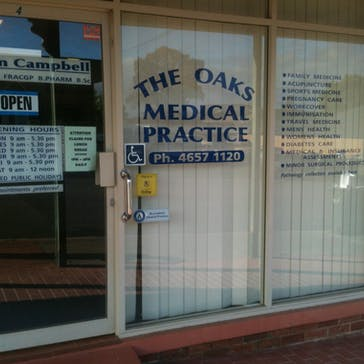 The Oaks Medical Practice