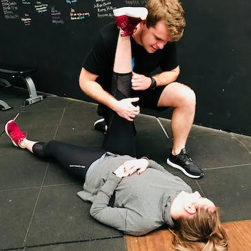 Infused Crossfit and Occupational Therapy