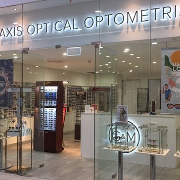 Axis Optical by G&M Eyecare - Surfers Paradise QLD