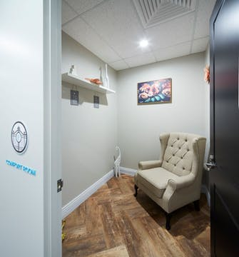 Comfort Room for our Breast Feeding mothers