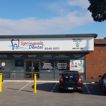 Chiro Family & Sports Care - Springvale South