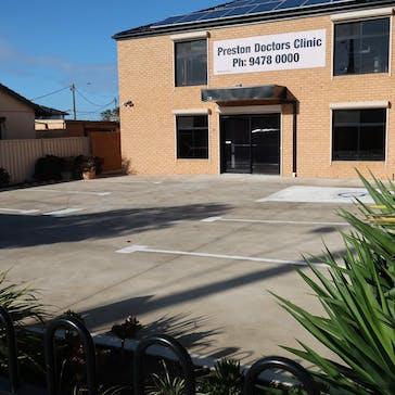 Preston Doctors Clinic