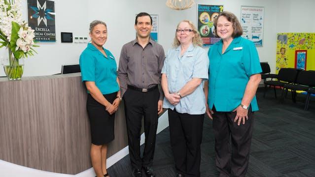 Excella Medical Centre-Nundah-Team