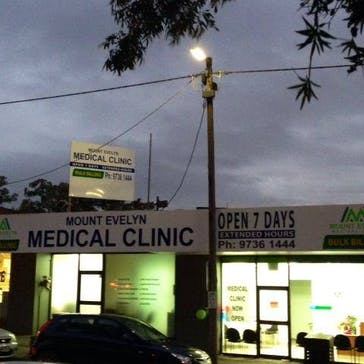 Mount Evelyn Medical Clinic