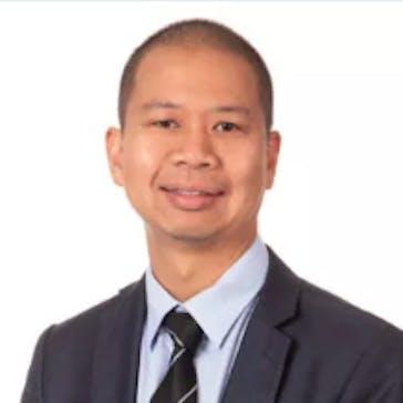 Mr Gerald Lim