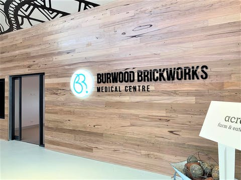 BB Medical Centre Entry