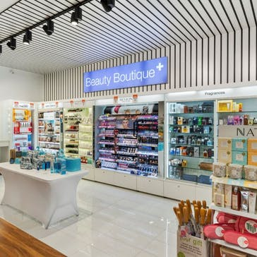 Amcal+ Sydney International Landside Pharmacy
