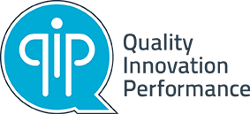 Quality Innovation Performance Logo